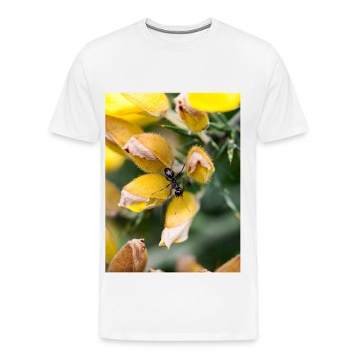 Tulips are yellow - Men's Premium T-Shirt