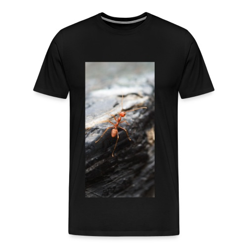Living on the edge - Men's Premium T-Shirt