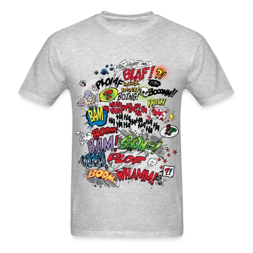 Comic - Men's T-Shirt