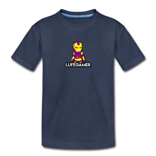Camiseta Niño Iron Lufe - Kids' Premium T-Shirt