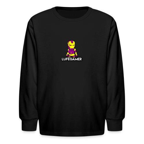 T-SHIRT Iron Lufe - Kids' Long Sleeve T-Shirt