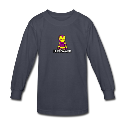 T-SHIRT Iron Lufe - Kids' Long Sleeve T-Shirt