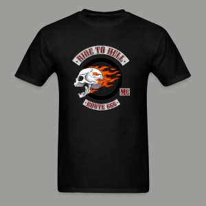 Ride to Hell - Men's T-Shirt
