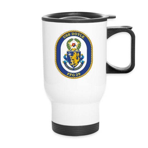 USS DOYLE FFG 39 - Travel Mug