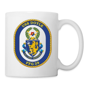 USS DOYLE FFG 39 - Coffee/Tea Mug