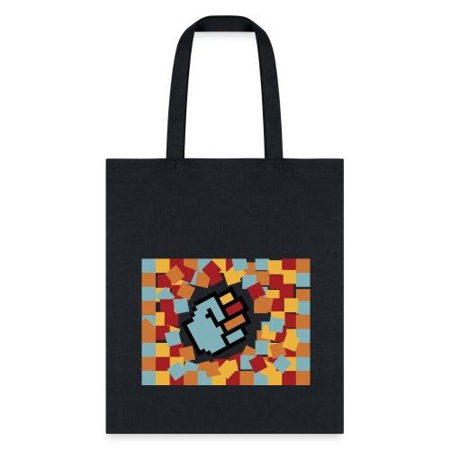 Burst Bag - Tote Bag