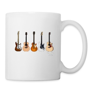 Niall Guitars Mug - Coffee/Tea Mug