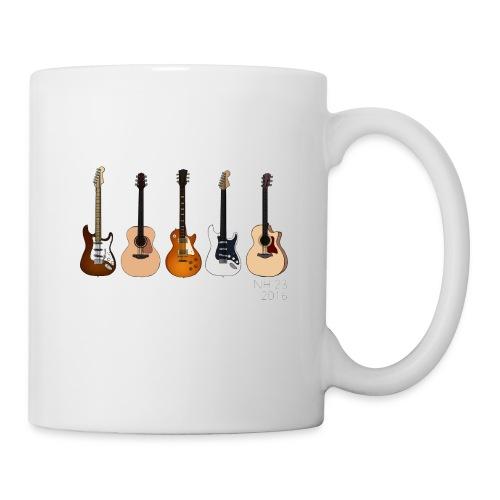 Niall Guitars Mug - Coffee/Tea Mug