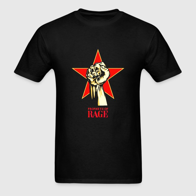 prophets of rage fsociety T-Shirts - Men's T-Shirt
