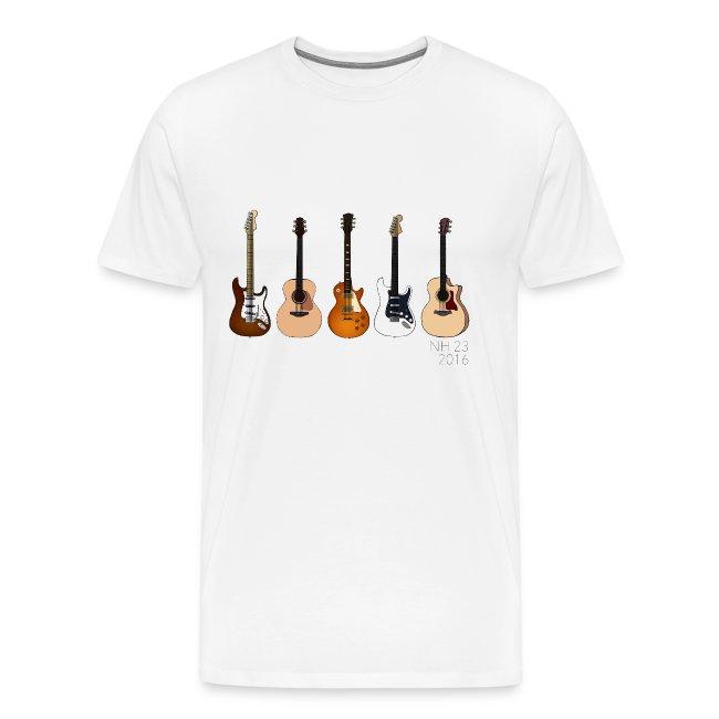 Niall Guitars Mens Tee