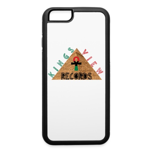 Kings View iPhone 6 case - iPhone 6/6s Rubber Case