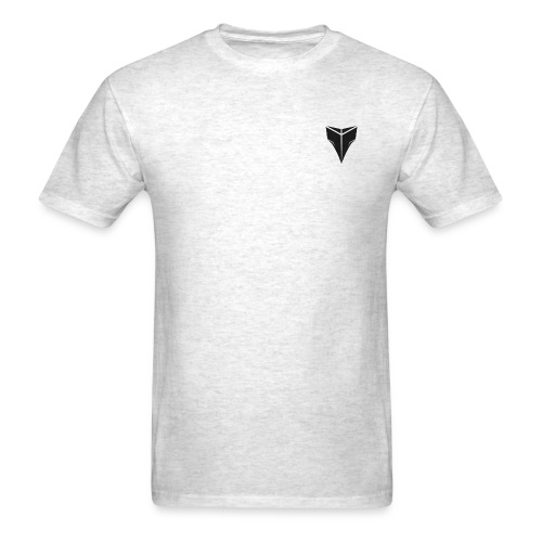 Terminate Tee - TRMNT Logo White - Men's T-Shirt