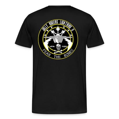 VFA-103 LIGHTNING II SHIRT - Men's Premium T-Shirt