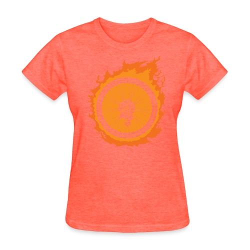 Bike Fire - Women's T-Shirt
