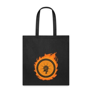 Bike Fire - Tote Bag