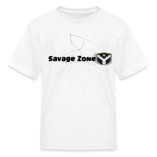 Savage Zone COC Kid's T-Shirt - Kids' T-Shirt
