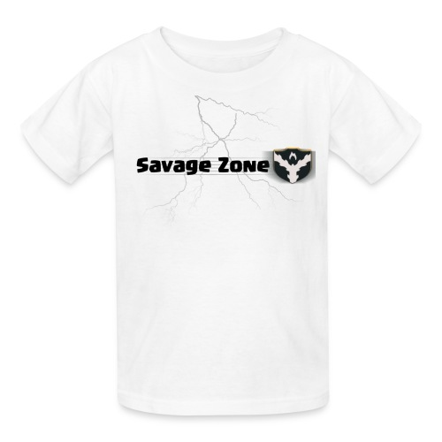 Savage Zone COC Kid's T-Shirt - Kids' T-Shirt