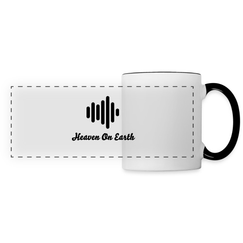Heaven On Earth Mug - Panoramic Mug