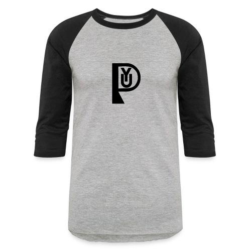 Lul Sahrday Black Yup Baseball Style - Baseball T-Shirt
