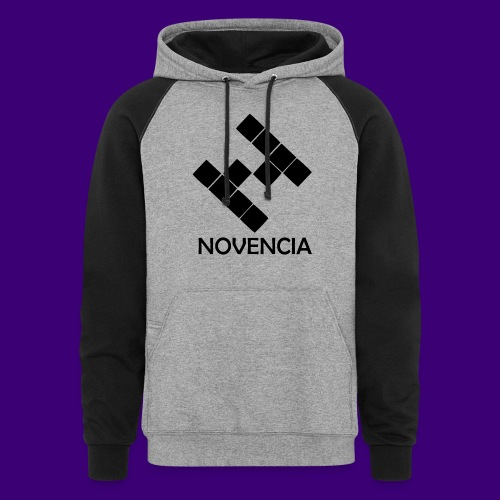 Novencia Jacket - Colorblock Hoodie