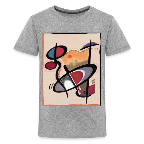 Abstract composition 96 - Kids' Premium T-Shirt