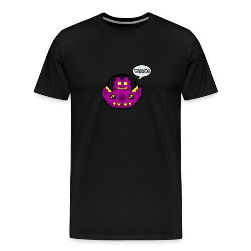 Camiseta Oficial Ufo Lufe - Men's Premium T-Shirt