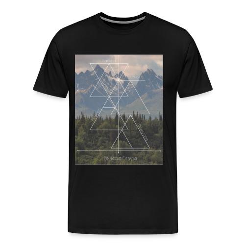 Graphic T-Shirt - Men's Premium T-Shirt