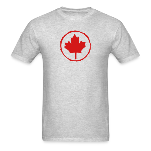 Retro Leaf - Men's T-Shirt