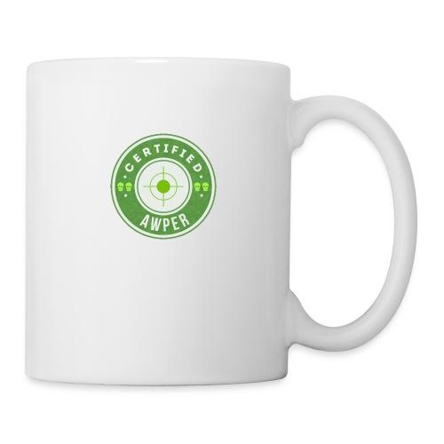 CSGO Certified Awper - Coffee/Tea Mug