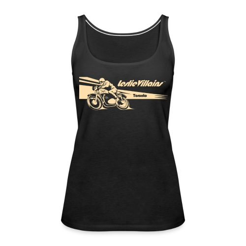 Women's Spreadshirt Tank - Women's Premium Tank Top