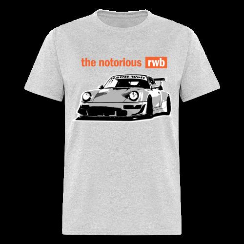 Notorious RWB - Men's T-Shirt