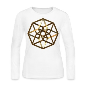 Tesseract Ag - Women's Long Sleeve Jersey T-Shirt