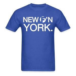 NEW F'N YORK - Men's T-Shirt