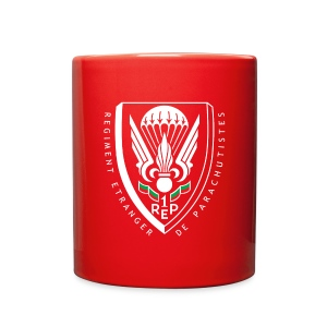 1er REP Badge - Foreign Legion Mug - Full Color Mug