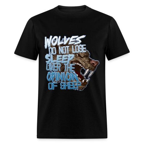 Wolves - Men's T-Shirt