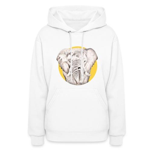 Elephant - Women's Hoodie