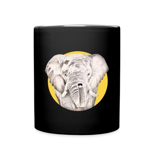 Elephant - Full Color Mug