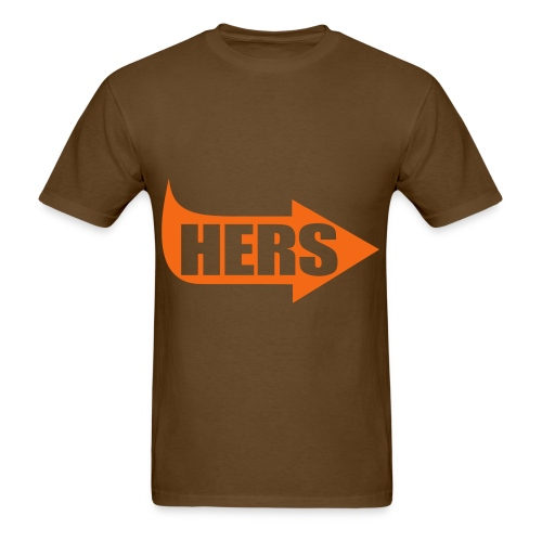 Hers - Men's T-Shirt