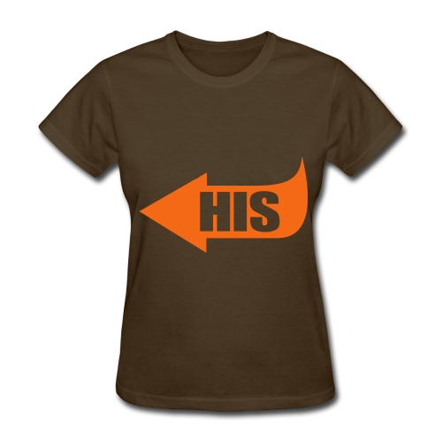 His - Women's T-Shirt