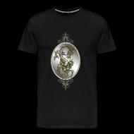 T-Shirts ~ Men's Premium T-Shirt ~ Steel Dragon Shirt