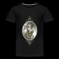 Kids' Shirts ~ Kids' Premium T-Shirt ~ Steel Dragon Shirt