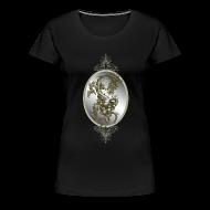 T-Shirts ~ Women's Premium T-Shirt ~ Steel Dragon Shirt