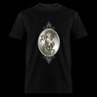 T-Shirts ~ Men's T-Shirt ~ Steel Dragon Shirt