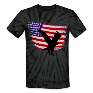 4th of July Independence Day - Unisex Tie Dye T-Shirt