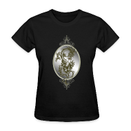 T-Shirts ~ Women's T-Shirt ~ Steel Dragon Shirt