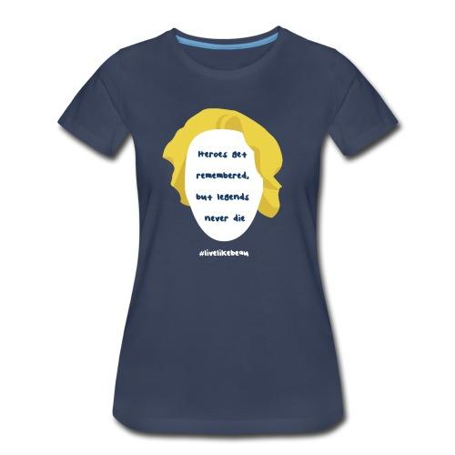 Legend- Women's T-shirt - Women's Premium T-Shirt