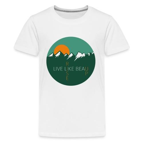 Live Like Beau - Kids T-shirt - Kids' Premium T-Shirt