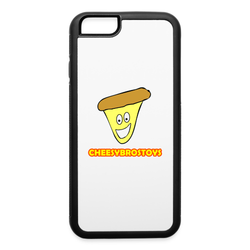 CheesyBrosToys iPhone 6/6s Rubber Case - iPhone 6/6s Rubber Case