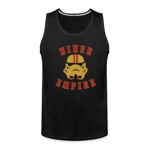 Men's Tank- Niner Empire StormTrooper - Men's Premium Tank