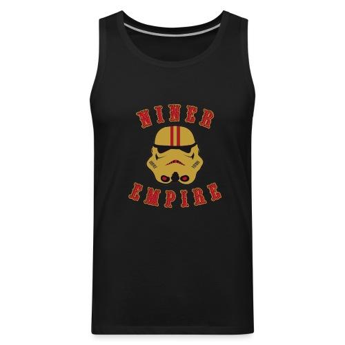 Men's Tank- Niner Empire StormTrooper - Men's Premium Tank